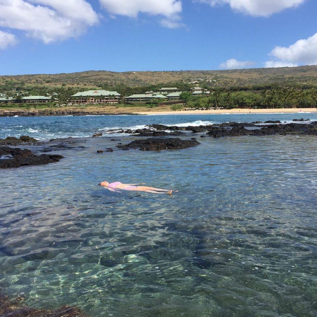 Happy Aloha Friday pinkplumeriamaui aloha friday maui lanaii ocean vitaminsea